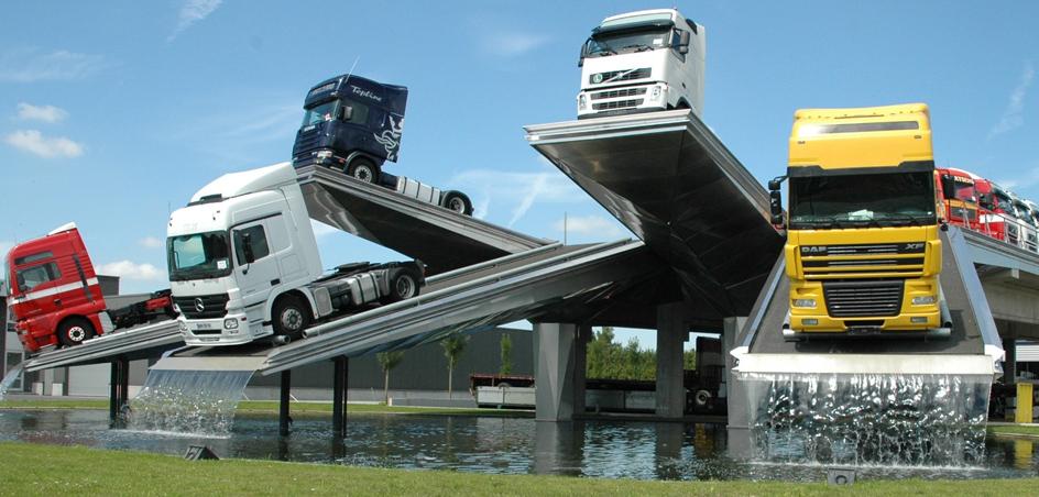 Обслуживание автопарков по